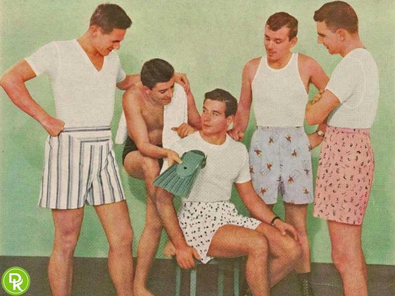 لباسهای زیر مردانه