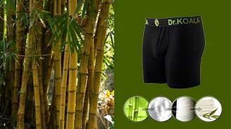 همه چیز در رابطه با لباس زیر مردانه ی گیاهی بامبو
