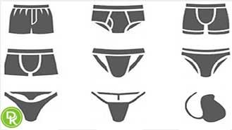 معرفی انواع لباس زیر آقایان