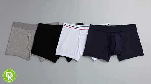 لباس های زیر پنبه ای