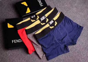 پوشاک زیر مردانه برند فندی